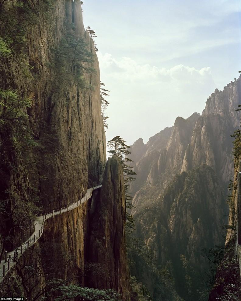Красивейшие уголки Китая, где сравнительно немного туристов