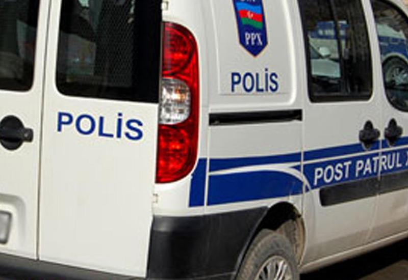 Бакинская полиция обратилась к жителям города