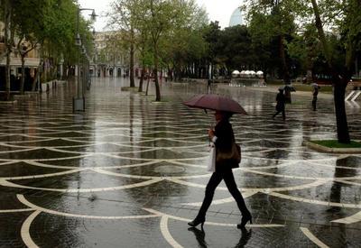 В Азербайджане снова похолодает, ожидаются дожди, град