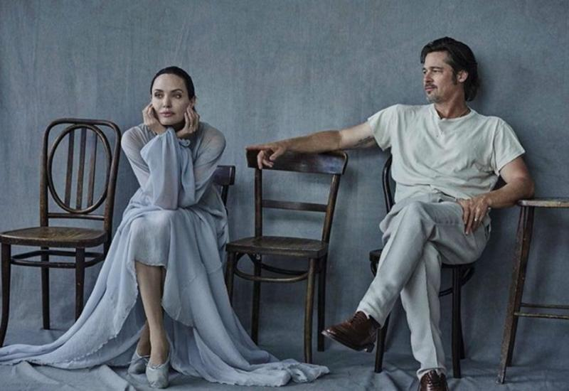 Джоли и Питт договорились об опеке над детьми