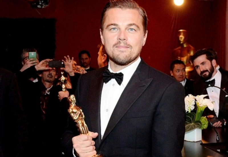 "У Ди Каприо нашли украденную статуэтку ""Оскара"""