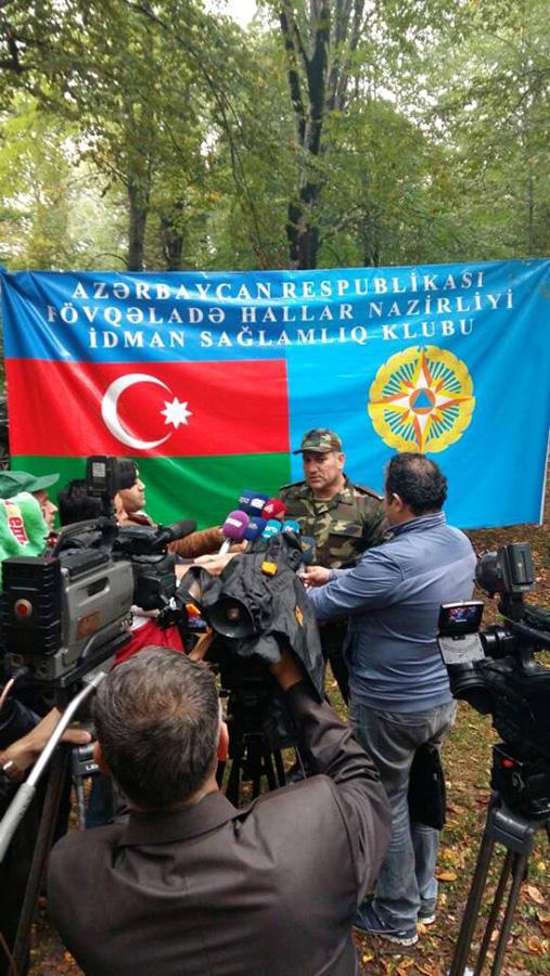 В Азербайджане определились победители по спортивному ориентированию