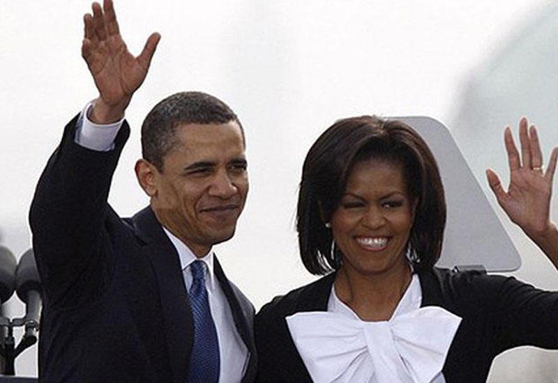 Barak Obama və Mişel Obamanın pasport məlumatları oğurlanıb