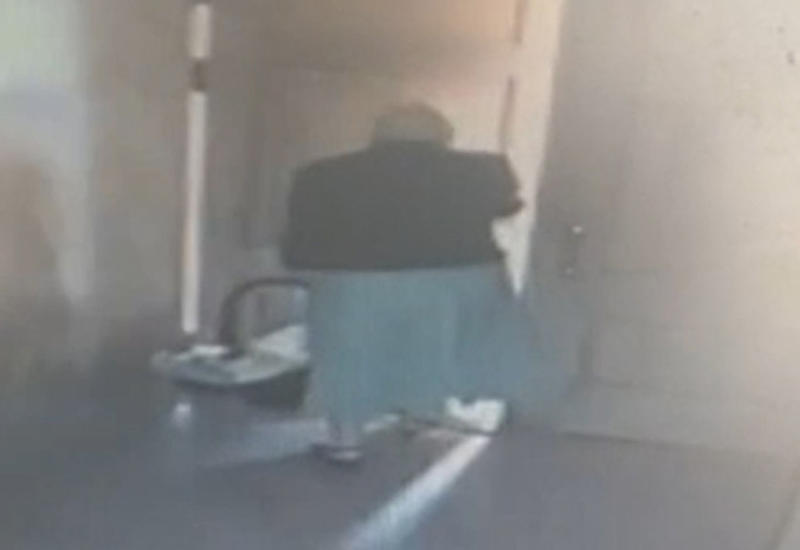 Похищение младенца из храма в Татарстане попало на камеры