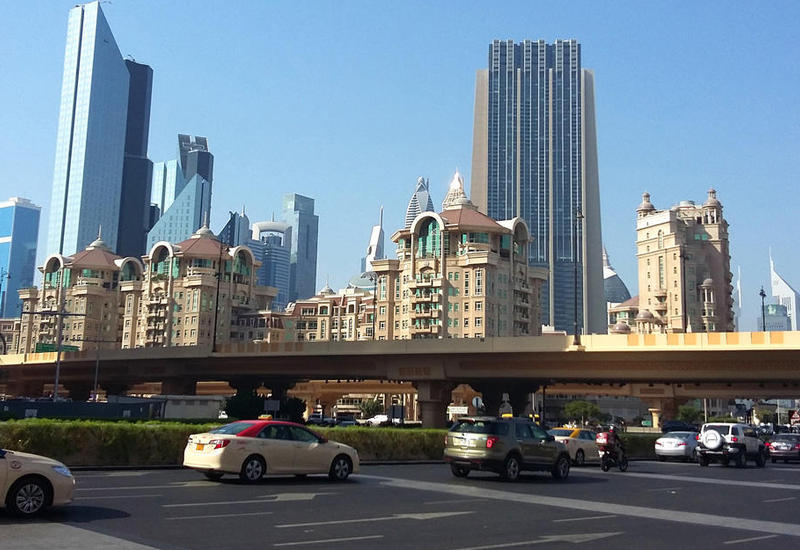 Сезон Дубая: Выбираем лучшие отели