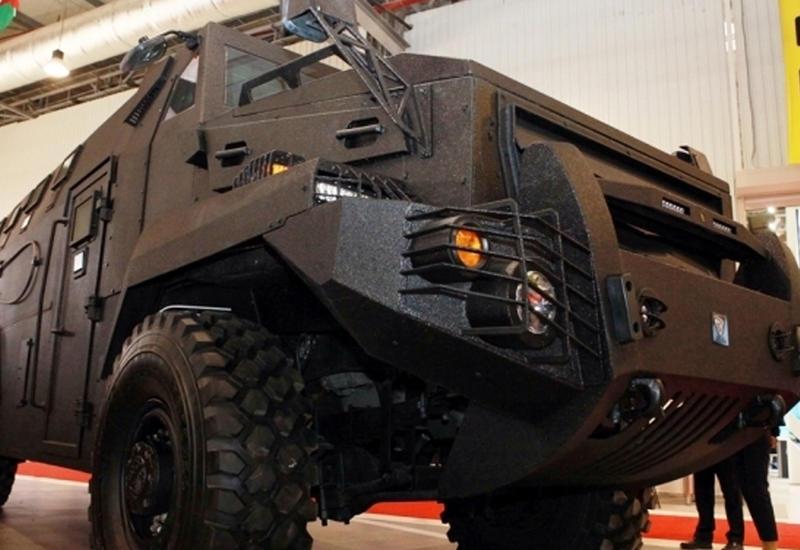 Азербайджан будет экспортировать бронетранспортеры
