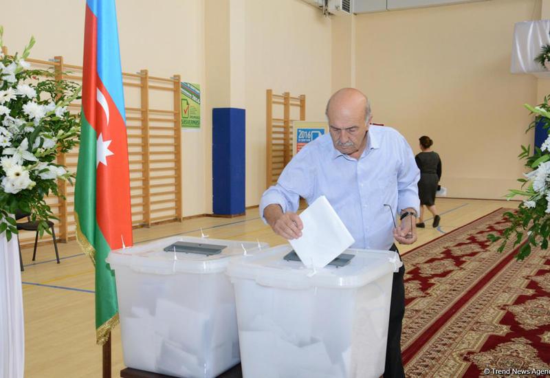 ЦИК опубликовал итоговые данные голосования на референдуме в Азербайджане