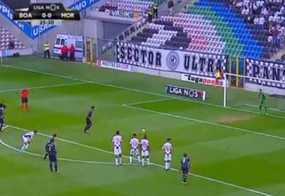 """Kamran Ağayev penaltini belə dəf etdi <span class=""""color_red"""">- VİDEO</span>"""