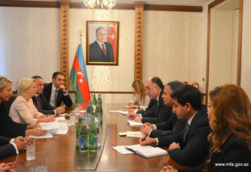 Латвия поддерживает разрешение армяно-азербайджанского конфликта в рамках территориальной целостности Азербайджана