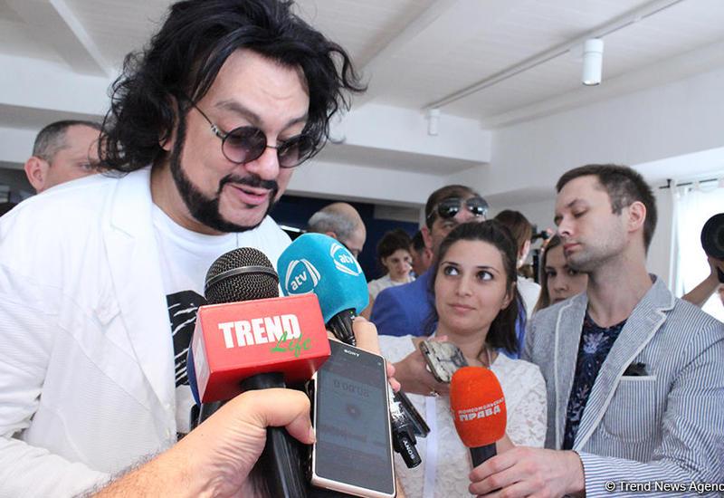 Раскрыты подробности концерта Филиппа Киркорова в Баку