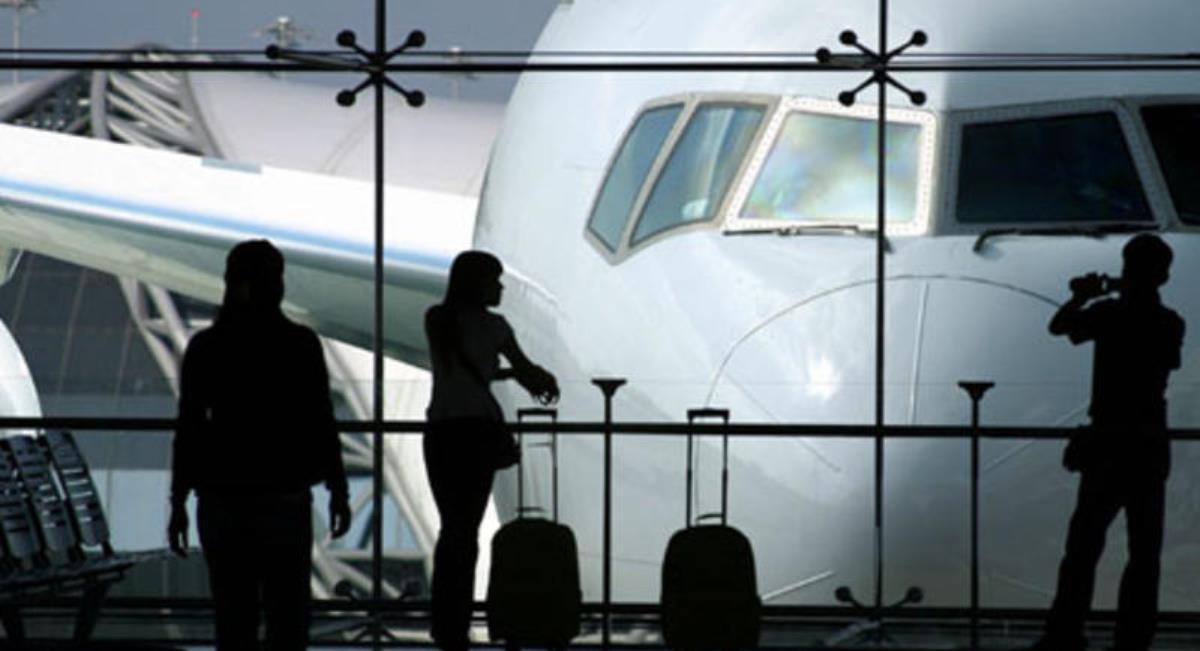 Информация о«минировании» аэропортов вУкраинском государстве неподтвердилась