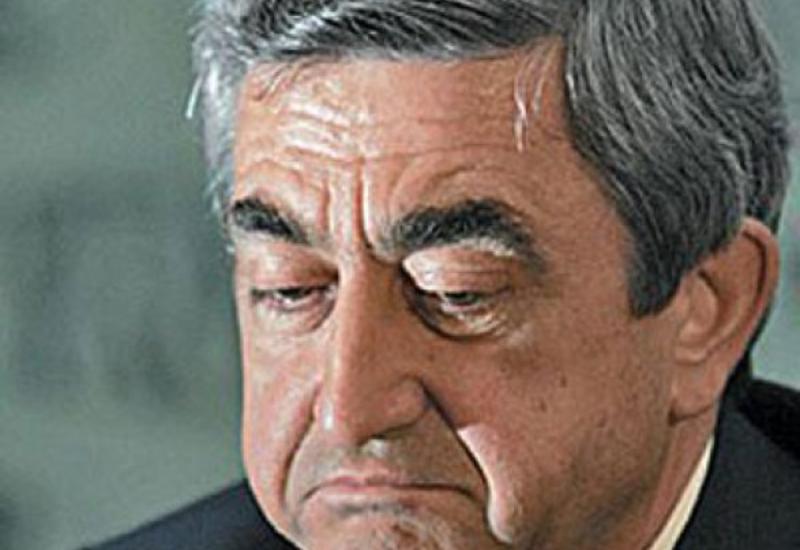 Сагрсян едет на инаугурацию Рухани, но железной дороги все равно не будет