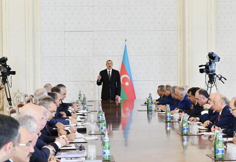 Президент Ильхам Алиев: Наше преимущество заключается в том, что мы всегда идем своим путем