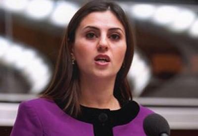 Представитель Азербайджана получила должность в ПАСЕ