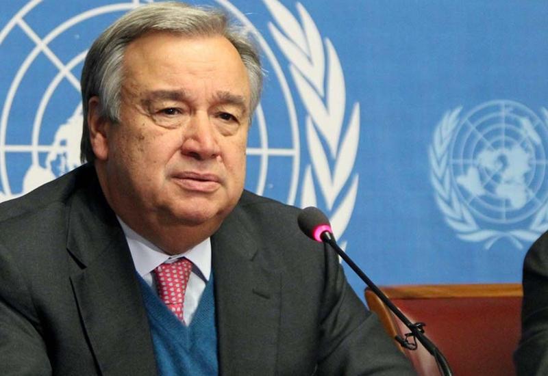 Генсек ООН не согласился с США в вопросе возвращения санкций против Ирана