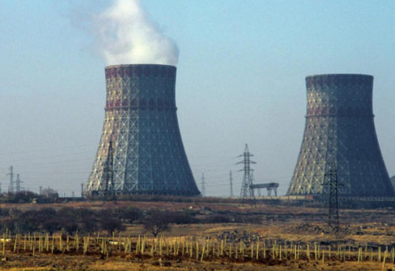 В Армении крали даже на атомной электростанции