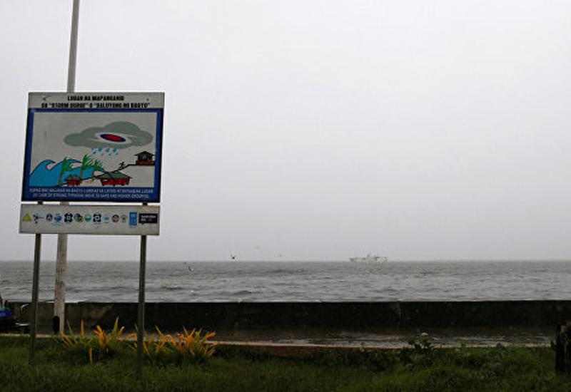 """""""Сарика"""" заставила 12 тысяч людей покинуть свои дома"""