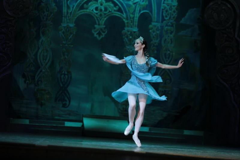 """Семь красавиц"" произвели фурор на сцене Театра оперы и балета"