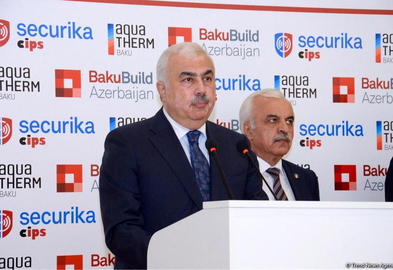 Ниязи Сафаров о производстве стройматериалов в Азербайджане