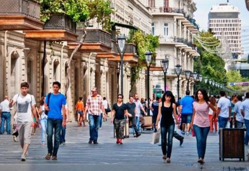 Azərbaycan əhalisinin sayı artdı