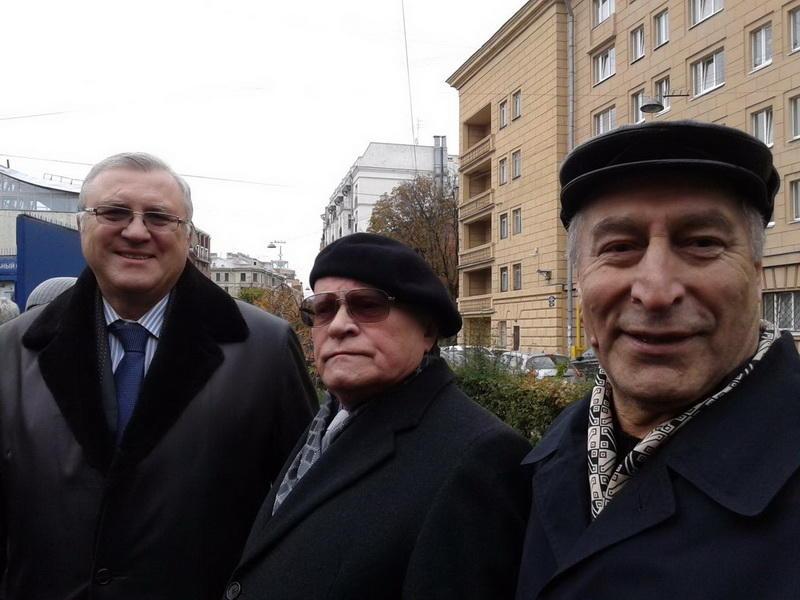 В Санкт-Петербурге откроют памятник генералу Нахичеванскому