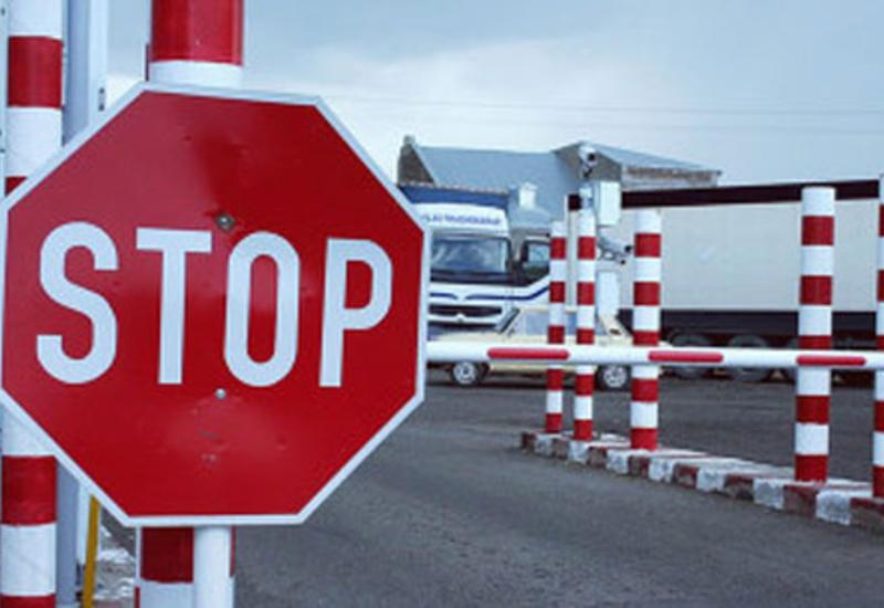 КПП на азербайджано-иранской границе перешли на круглосуточный режим работы
