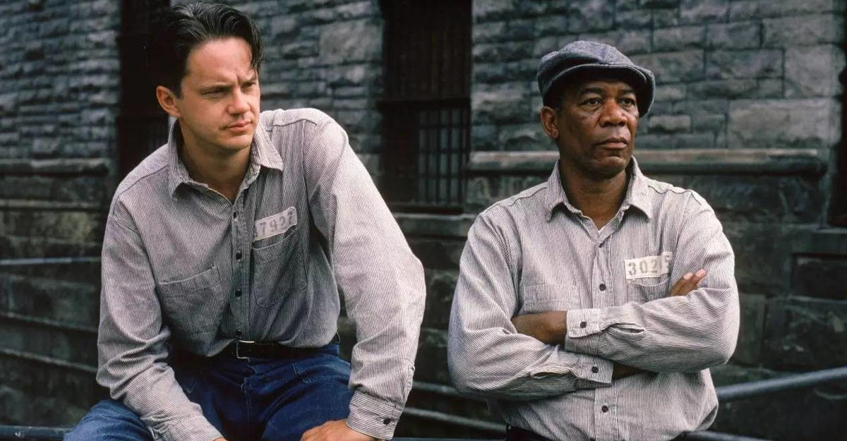 forced conformity power abuse and the struggle of hope in the movie the shawshank redemption Film techniques in the movie shawshank redemption - 'shawshank redemption' directed by frank darabont is a compelling film about the life of one of its prisoners, andy many film techniques were used through out the film as a clever way of conveying main themes.