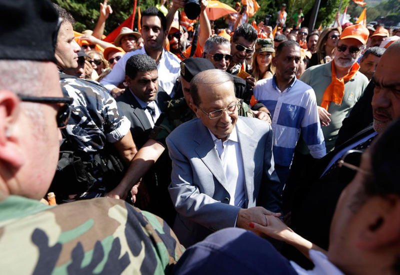 Избран новый президент Ливана