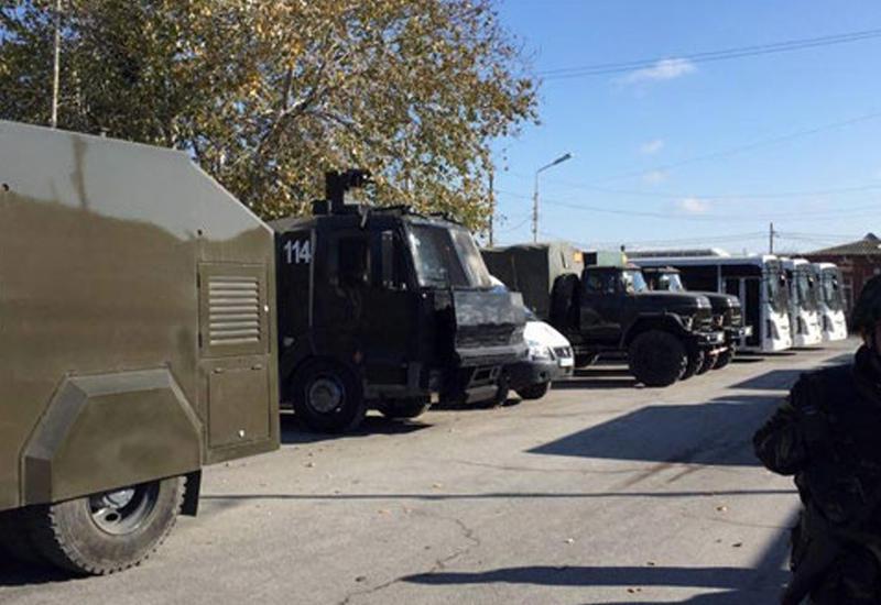 Спецоперация в Нардаране: изъяты боеприпасы