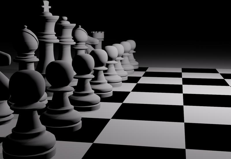Азербайджанский шахматист побеждает в Абу-Даби