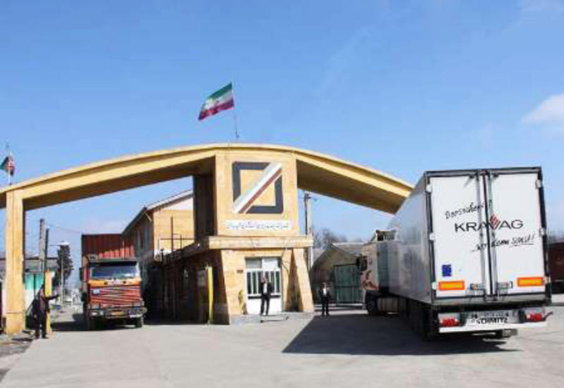 Транзит иранских товаров через Астаринскую таможню вырос на 300%