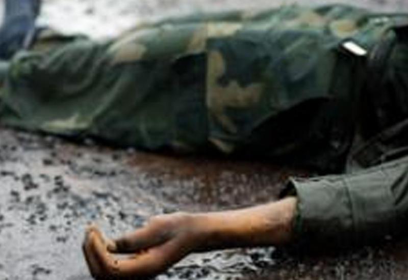 У армян нет машин для эвакуации раненых солдат