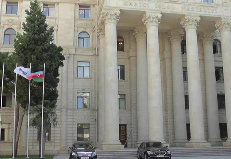 МИД Азербайджана подтвердил встречу Мамедъярова с Налбандяном