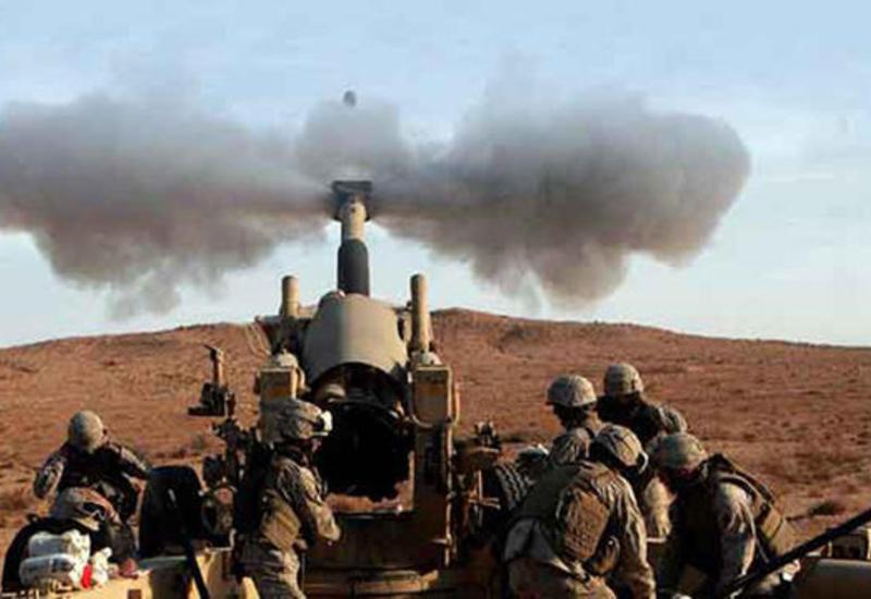 ВС Турции обстреляли сирийский город, уничтожены боевики