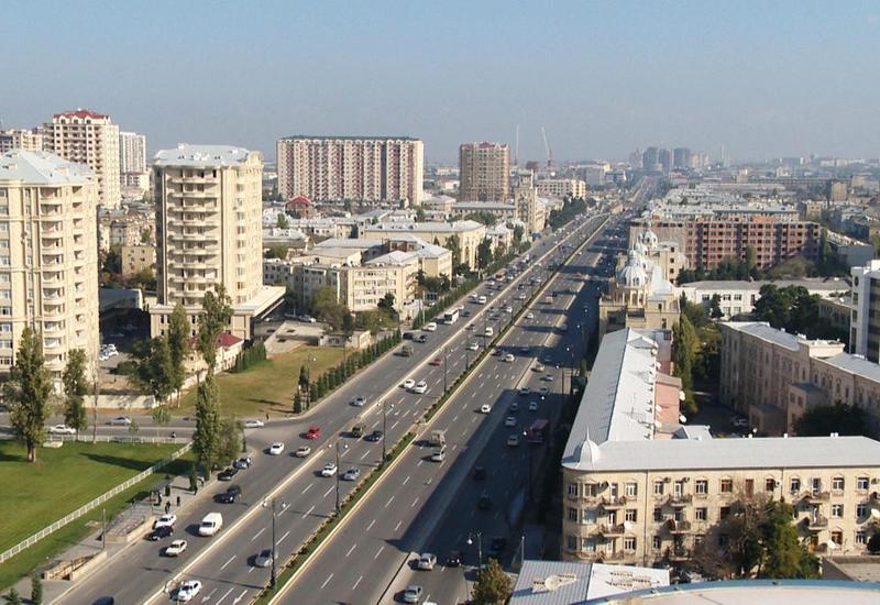 Закрывается часть крупного бакинского проспекта