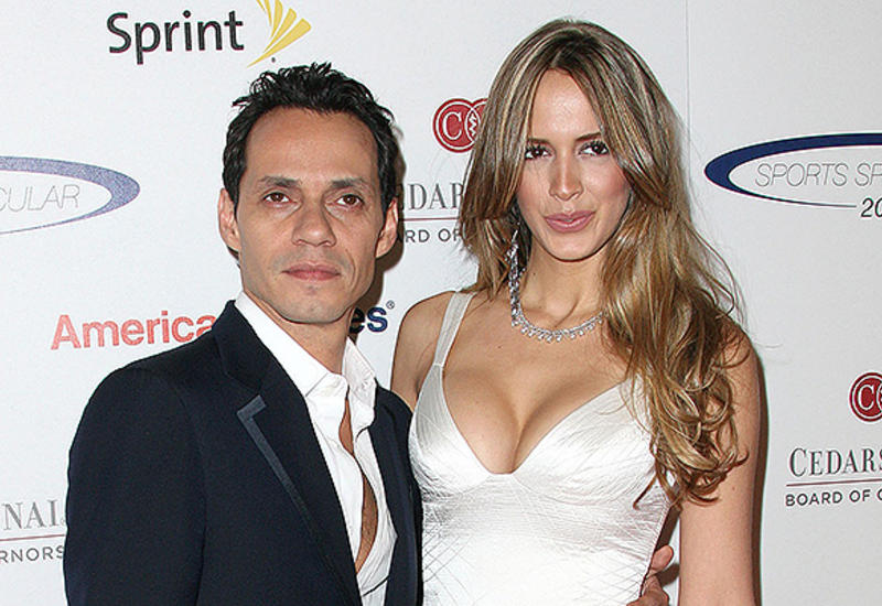 Жена Марка Энтони подает на развод из-за Дженнифер Лопес