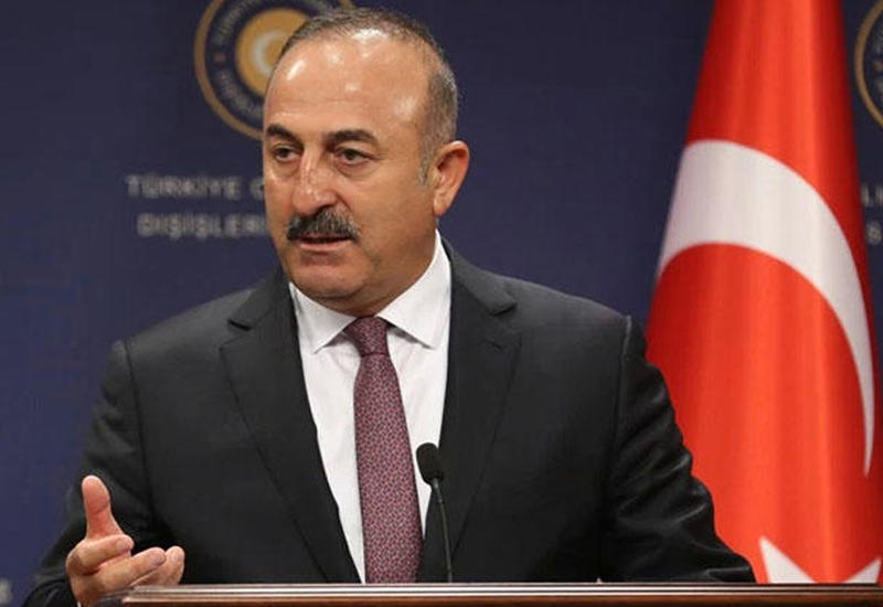 Чавушоглу и Помпео провели переговоры на фоне операции Турции в Сирии