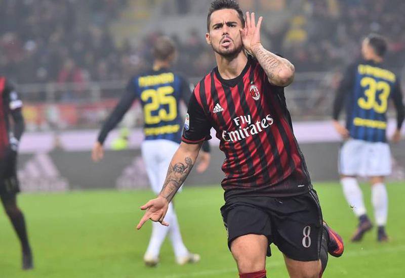 «Милан» и «Интер» сыграли вничью в миланском дерби