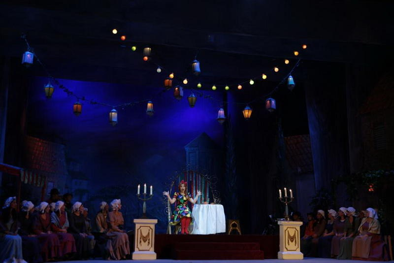 Великолепные «Паяцы» в Театре оперы и балета