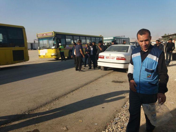 500 azərbaycanlı zəvvar İraq-İran sərhədində saxlanılıb