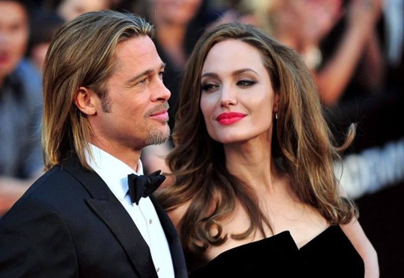 Анджелина Джоли продаст на аукционе дорогой подарок Брэда Питта