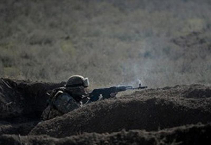 Армяне устроили еще одну провокацию на линии фронта