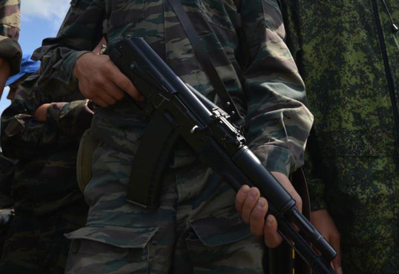 """Армянские солдаты чаще умирают от рук сослуживцев, чем от пули противника <span class=""""color_red"""">- ОТЧЕТ</span>"""