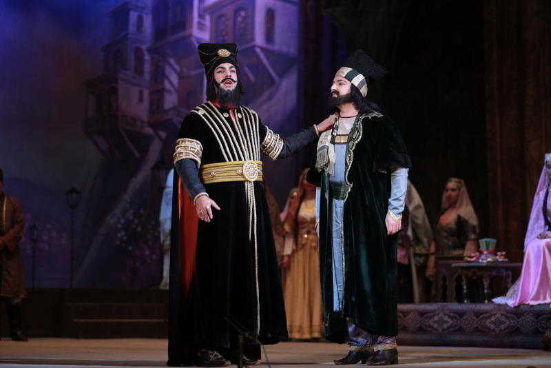 Судьба великого поэта на сцене Театра оперы и балета