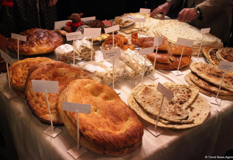 Лаваш включен в список нематериального культурного наследия ЮНЕСКО
