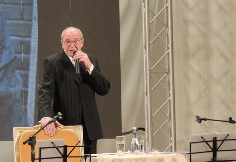 Невероятный вечер с Эммануилом и Ириной Виторган в бакинской Филармонии