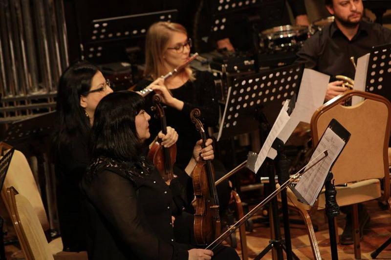 Необычный концерт в Международном Центре Мугама