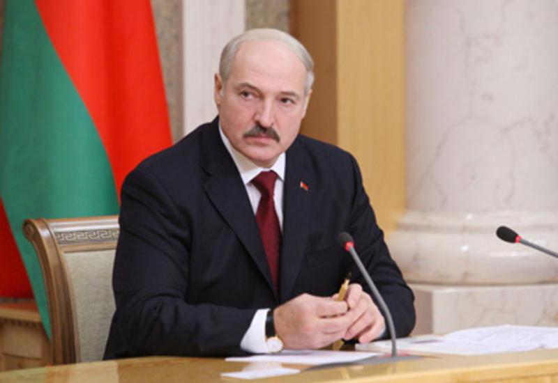 Александр Лукашенко: Успешное развитие Азербайджана неразрывно связано с проводимым под руководством Президента Ильхама Алиева курсом на строительство сильного государства
