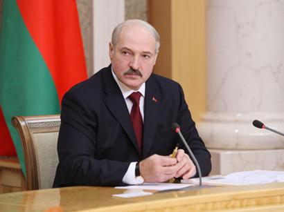 Лукашенко иАлиев обсудили втелефонном разговоре двусторонние отношения