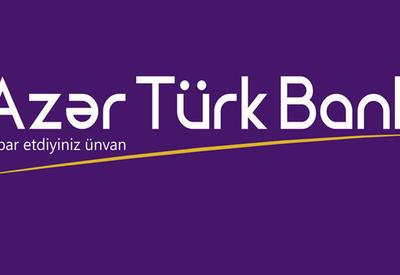 Azər Türk Bankın ödəniş kartlarının sayı 50% artmışdır
